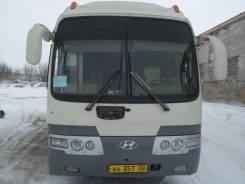 Hyundai Aero Town. Автобус, 6 600 куб. см., 34 места