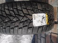 Dunlop SP Winter ICE 02. Зимние, шипованные, 2015 год, без износа, 1 шт