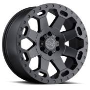 Black Rhino. 8.0x17, 6x139.70, ET0, ЦО 110,1мм. Под заказ