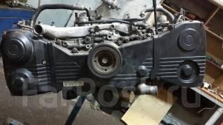 Двигатель в сборе. Subaru: Legacy B4, Legacy, Impreza WRX, Forester, Impreza Двигатели: EJ255, EJ257