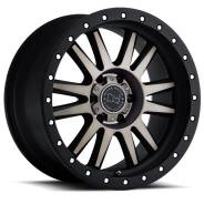 Black Rhino. 9.0x17, 6x139.70, ET-12, ЦО 110,0мм. Под заказ