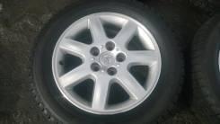 Toyota Corolla. 6.0x16, 5x114.30, ET45