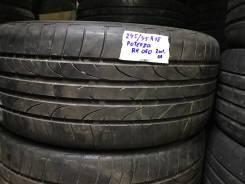 Bridgestone Potenza RE050. Летние, 2014 год, износ: 30%, 2 шт