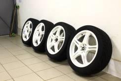 Диски RAYS United arrows шины Federal ss595. 7.0x17 4x110.00, 4x114.30 ET42 ЦО 73,1мм. Под заказ