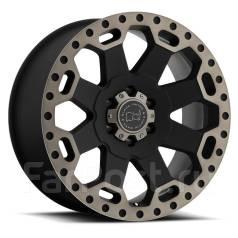 Black Rhino. 9.0x20, 6x139.70, ET12, ЦО 110,1мм. Под заказ