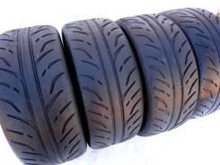 Dunlop Direzza ZII. Летние, 2012 год, износ: 30%, 4 шт