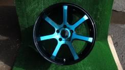 Sakura Wheels. 8.0x18, 5x114.30, ET35, ЦО 73,1мм.
