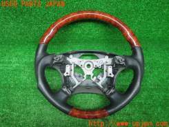 Руль. Toyota: Celsior, Hilux Surf, Alphard, Camry Gracia, Brevis, Aristo, Hiace, Avensis, Land Cruiser Prado, Camry, Avensis Verso, Avalon, Chaser, Co...