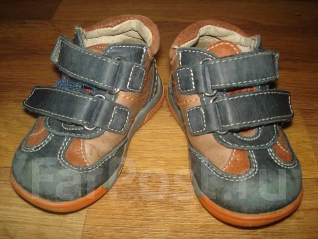 2fb9611a0 Ботинки осенние. Кожаные. Котофей. 13,5 см по стельке - Детская ...
