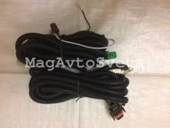 Проводка противотуманных фар. Mazda Mazda3