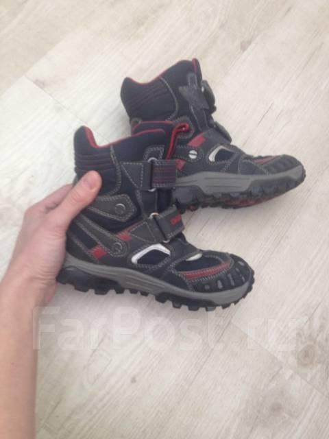 430e766fd Сапоги зимние GEOX. 30 размер. стелька 20 см - Детская обувь во ...