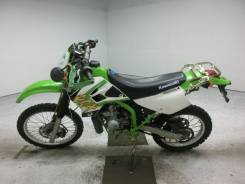Kawasaki KDX 125SR. 220 куб. см., исправен, птс, без пробега