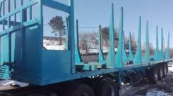 МАЗ. Продам прицеп сортиментовоз, 30 000 кг.