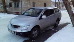 SsangYong Actyon Sports. автомат, 4wd, 2.0 (145 л.с.), дизель, 169 000 тыс. км