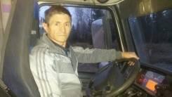 Водитель грузового автомобиля. Средне-специальное образование, опыт работы 2 года