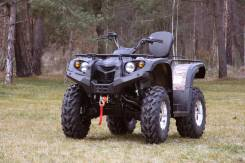 Baltmotors ATV 500. исправен, есть птс, без пробега