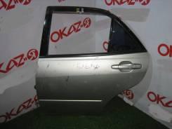 Дверь боковая. Toyota Altezza, JCE15, SXE10, JCE10, GXE10, GXE15 Двигатели: 1GFE, 2JZGE, 3SGE
