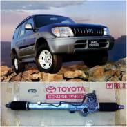 Рулевая рейка. Toyota Land Cruiser Prado, VZJ90, RZJ95, RZJ90, KZJ90, LJ90, KDJ95, KZJ95, KDJ90, LJ95, VZJ95 Ford Fiesta, CB1, CBK Ford Fusion, CBK Дв...