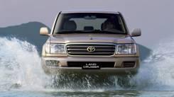 Подкрылок. Toyota Land Cruiser, FZJ100, FZJ105, HDJ100, HDJ100L, HDJ101, HDJ101K, HZJ105, HZJ105L, UZJ100, UZJ100L, UZJ100W, J100 Toyota Land Cruiser...