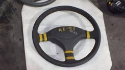 Руль. Toyota: Corolla, Corolla Levin, Sprinter, Sprinter Trueno, Sprinter Carib Двигатели: 5AF, 5AFE, 4AF, 4AFE, 2E, 1C, 5AFHE, 2C, 4AGE, 4AFHE