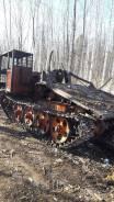ОТЗ ТДТ-55. Трелевочный трактор ТДТ-55