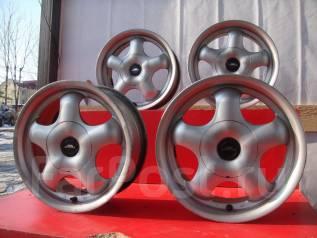 RS Wheels. 6.0x14, 5x100.00, 5x114.30, ET36, ЦО 72,0мм.