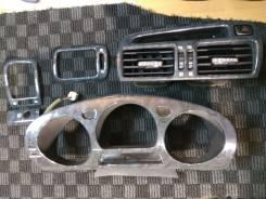 Накладка на порог. Toyota Aristo, JZS160, JZS161
