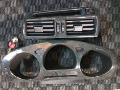 Накладка на порог. Toyota Aristo, JZS161, JZS160