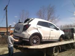 SsangYong Actyon. Ssangyong actyon new комплект