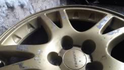 Subaru. 7.5x17, 5x100.00, ET53