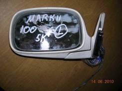 Зеркало заднего вида боковое. Toyota Mark II, GX105, JZX105, JZX100, GX100, JZX101, LX100