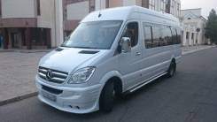Mercedes-Benz Sprinter 516. Mercedes-BENZ Sprinter 516 2010, 2 200 куб. см., 18 мест
