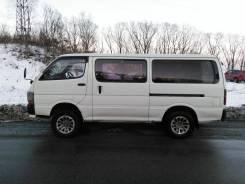 Toyota Hiace. механика, 4wd, 2.8 (91 л.с.), дизель, 119 563 тыс. км