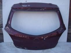 Дверь багажника. Mazda Mazda2, DE