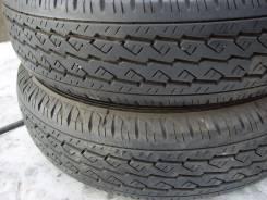 Bridgestone Duravis R670. Летние, 2012 год, износ: 5%, 2 шт