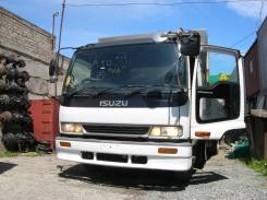 Кабина. Isuzu Forward