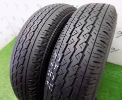 Bridgestone Duravis R670. Летние, 2011 год, износ: 20%, 2 шт