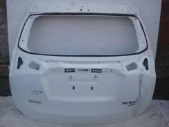 Дверь багажника. Toyota RAV4