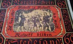 Нотгельд Немецкий.