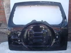 Дверь багажника. Mitsubishi Pajero, V83W, V93W, V88W, V97W, V98W, V87W, V80 Mitsubishi Montero