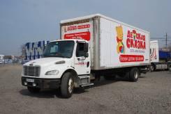 Freightliner. M-2. Промтоварный фургон. 2003 г. в, 7 000 куб. см., 10 000 кг.