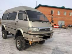 Комплект увеличения клиренса. Toyota Hiace, LH129V