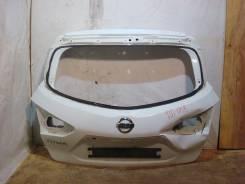 Дверь багажника. Nissan Tiida, C13