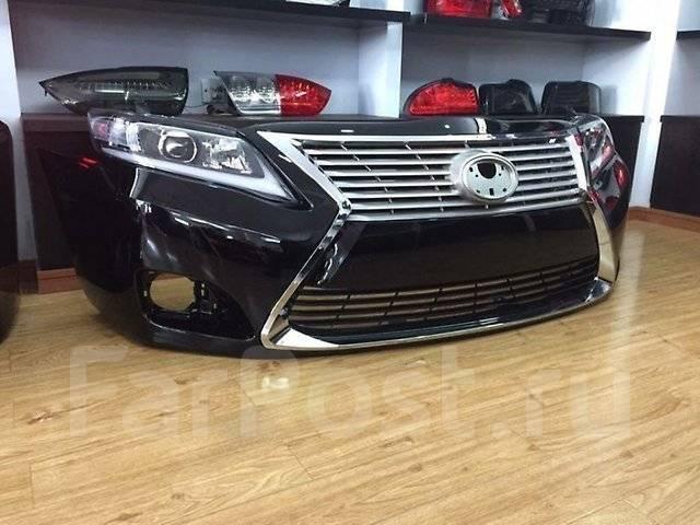 Бампер. Toyota Camry, ACV40, AHV40, ASV40, CV40, GSV40, SV40 Двигатели: 2ARFE, 2AZFE, 2AZFXE, 2GRFE, 3CT, 3SFE, 4SFE