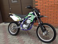Kawasaki KLX 300R. 300 куб. см., исправен, птс, без пробега