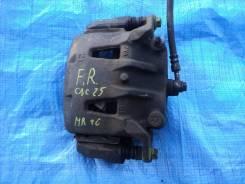 Суппорт тормозной. Nissan Serena, C25, CNC25, CC25, NC25 Nissan Leaf, ZE0 Двигатели: MR20DE, EM61