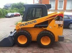 Mustang. Мини-погрузчик mustang 1900R, 3 300 куб. см., 862 кг.