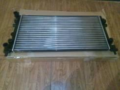 Радиатор охлаждения двигателя. Volkswagen Polo Skoda Rapid