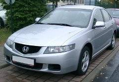 Honda Accord. CL1 CF4