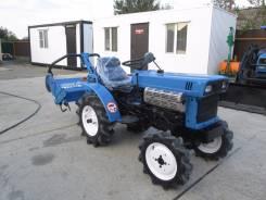 Iseki. Компактный японский трактор TX1000F